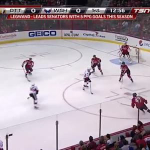 Ottawa Senators at Washington Capitals - 12/22/2014