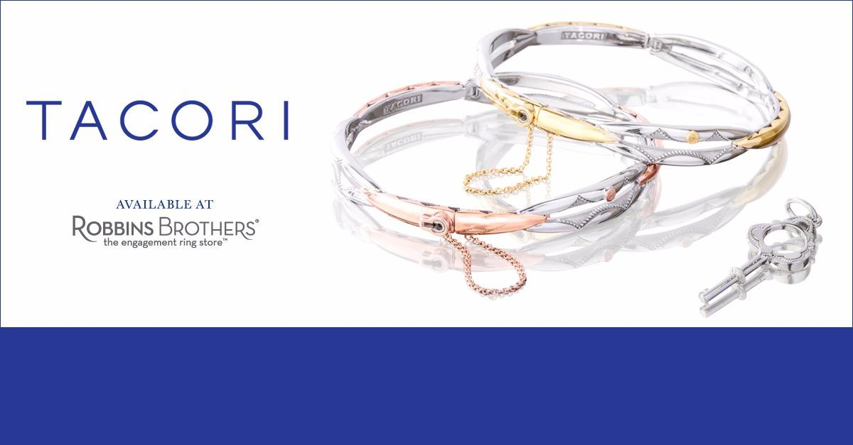 Bold. Love the Promise Bracelet. Tacori.