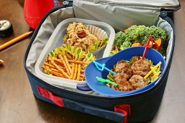 Bento-style Lunch Box