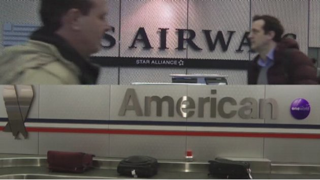 AP Sources: American, US Airways to Merge