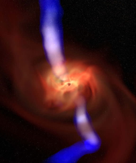 Spinning Black Holes Shaped by Magnetic Fields