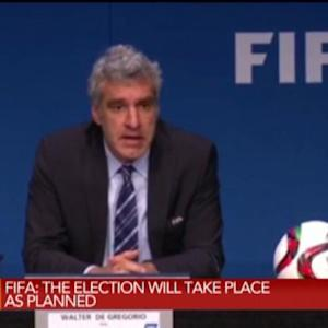 FIFA: Russia, Qatar Will Hold '18, '22 World Cups