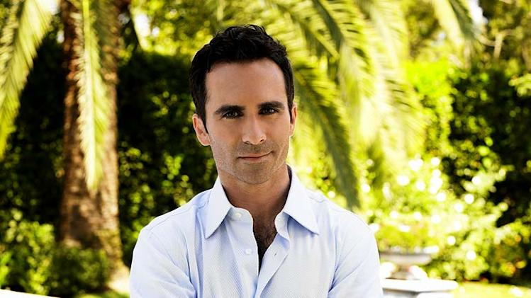 Nestor Carbonell stars as Frank Duque in Cane.