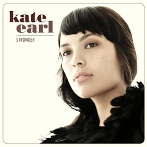 """This CD cover image released by Downtown Records shows the latest release by Kate Earl, """"Stronger."""" (AP Photo/Downtown)"""