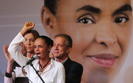 Silva widens lead ahead of Brazil presidential election: poll