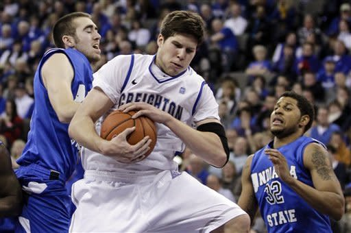 McDermott scores 25, No. 16 Creighton wins 79-66