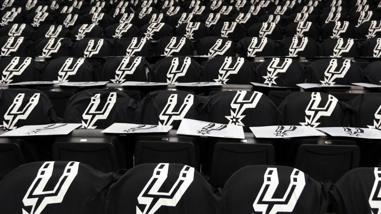 NBA: Finals-Miami Heat at San Antonio Spurs