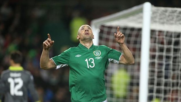 Jon Walters of the Republic of Ireland (PA Sport)