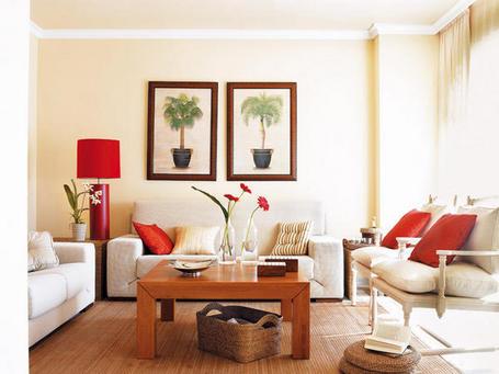 Salones decorados con mucho xito - Casa diez salones ...