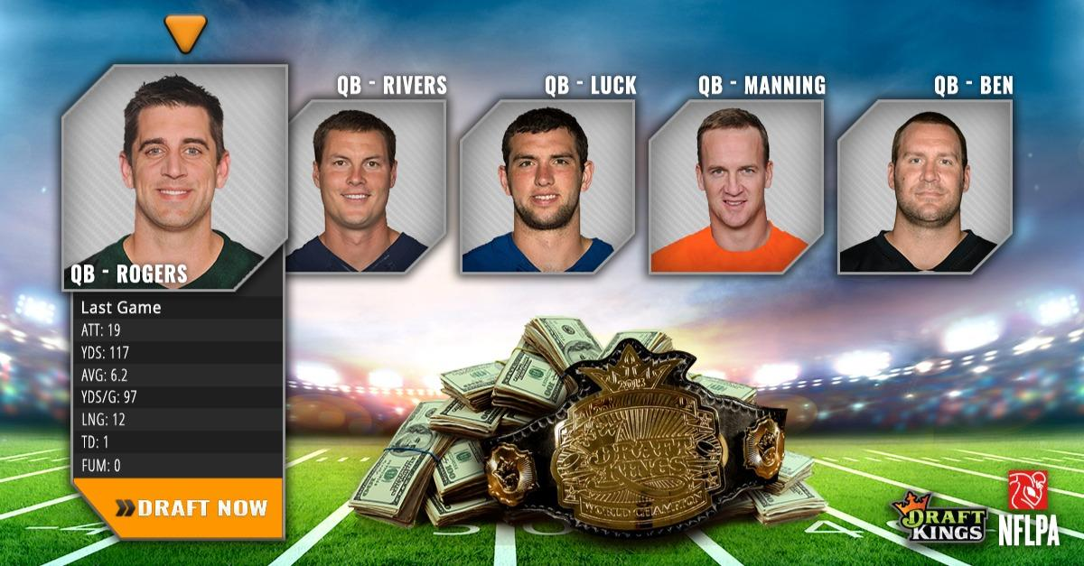 Fantasy Football Team Scores 246 Points, Wins $2MM