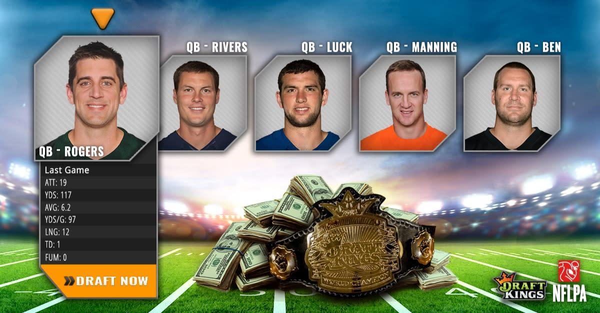 Fantasy Football Team Scores 246 Points, Wins $2MM