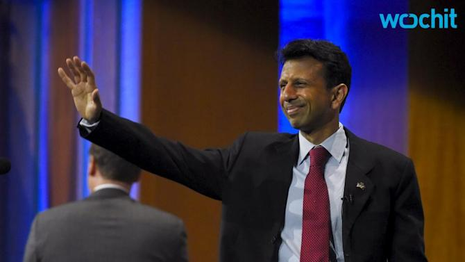 Louisiana Governor Bobby Jindal Makes His Anti-Gay Message Clear