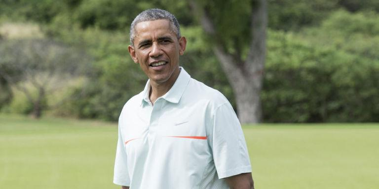 Here's How Obama Is Spending His First Real Vacation in Eight Years