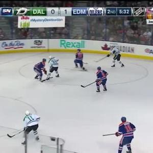 Richard Bachman Save on Brett Ritchie (14:29/2nd)