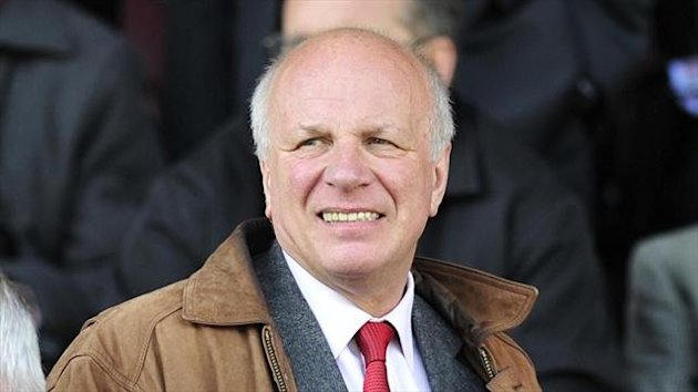 Greg Dyke thinks the FA has an image issue