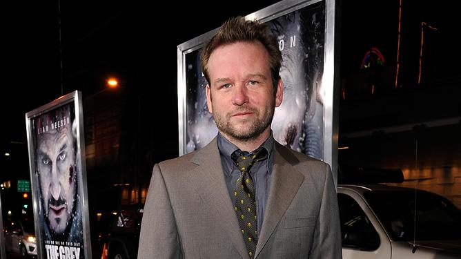 The Grey LA Premiere 2012 Dallas Roberts