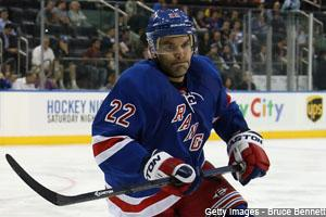 Dan Boyle heating up for NYR
