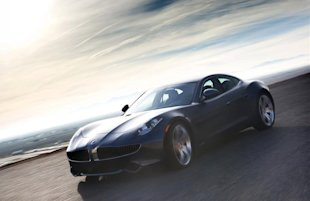 The 2012 Fisker Karma