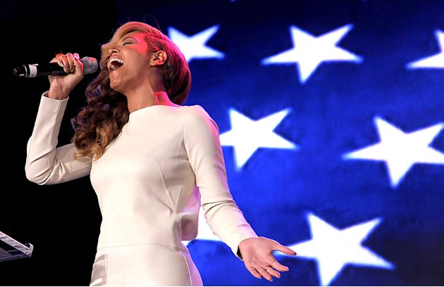 National Anthem Beyonce