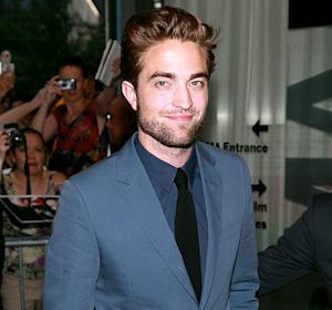 Robert Pattinson Named World's Sexiest Man