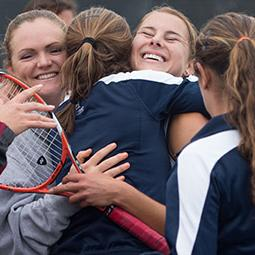 WCC Tennis | Day 1 Women's Recap