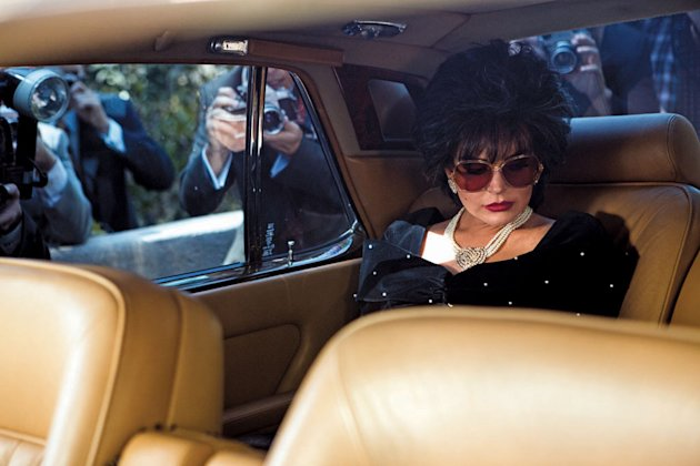 "Lindsay Lohan stars as Elizabeth Taylor in the Lifetime Original Movie, ""Liz & Dick."""