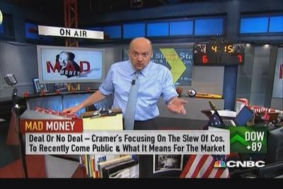 Cramer on the state of the IPO market