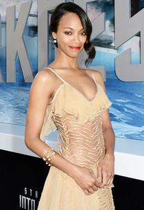 Zoe Saldana | Photo Credits: Kevin Winter/Getty Images