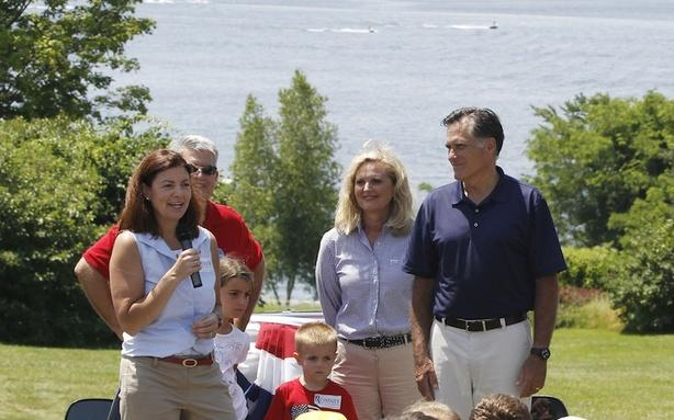 Romney 'Looking At' a Woman VP After All
