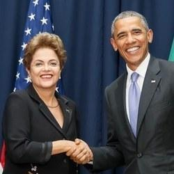 Amid Crisis, Rousseff Seeks Closer Ties With U.S.