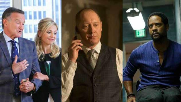 Grading Fall TV's Biggest Stars