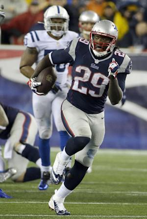 Patriots in rare position as postseason underdogs