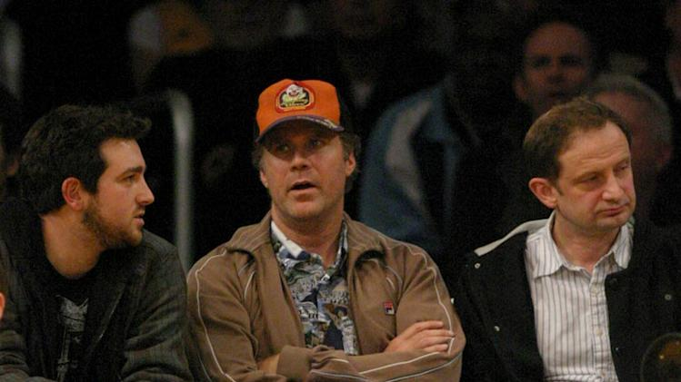Ferrell Will Lakers Game
