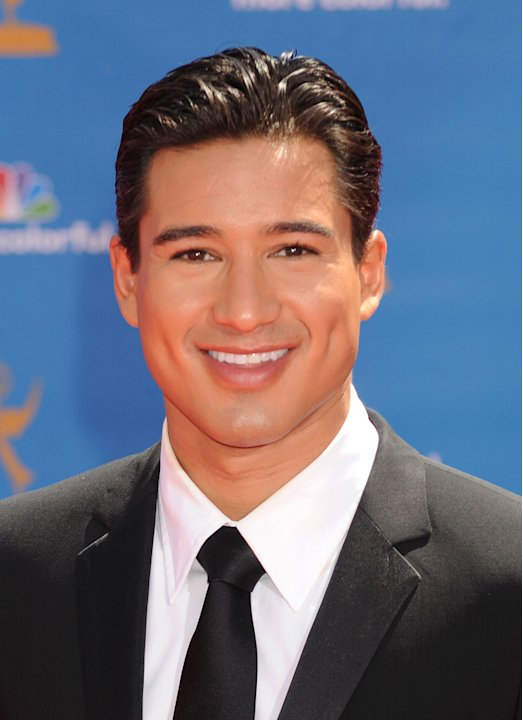 Mario Lopez Emmys