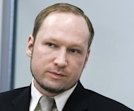 Interviewing right-wing mass killer Anders Behring Breivik in jail was like meeting Hannibal Lecter, the cannibal in the horror film &quot;Silence of the Lambs&quot;, a psychologist has told his trial