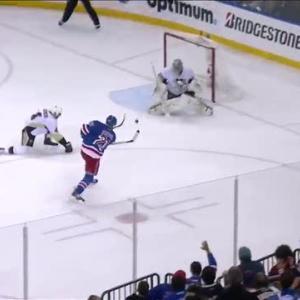 Stepan snipes top-corner past Fleury