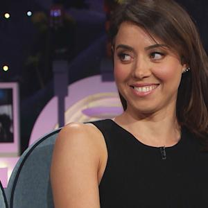 Aubrey Plaza Gave the Parks & Rec Cast Her Blood