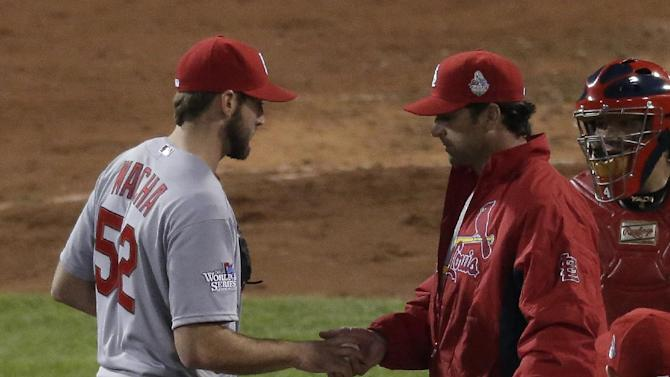 Wacha's Woes: Rookie's roll, Cards season, end