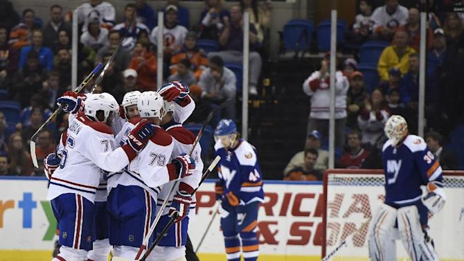 Price lifts Canadiens to 3-1 win over Islanders