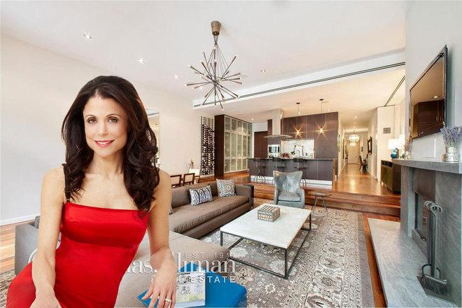 Celebrity Real Estate: See the $4.2M Home of Real Housewives' Bethenny Frankel