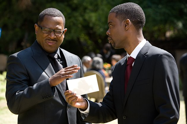 Death at a Funeral Screen Gems Production Photos 2010 Martin Lawrence Chris Rock