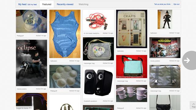 eBay launches redesign and same-day delivery service, plans Groupon-style deals site
