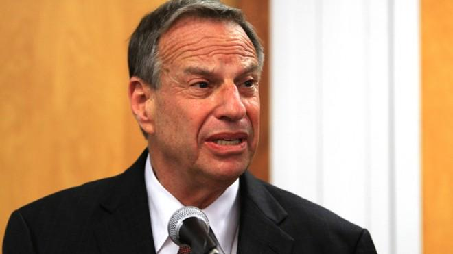 Filner says the city of San Diego is partly responsible for him allegedly groping female members of his staff.
