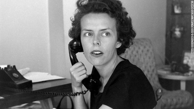 Eileen Ford Bio 'Model Woman' Optioned By Sony TV For Series From KJ Steinberg