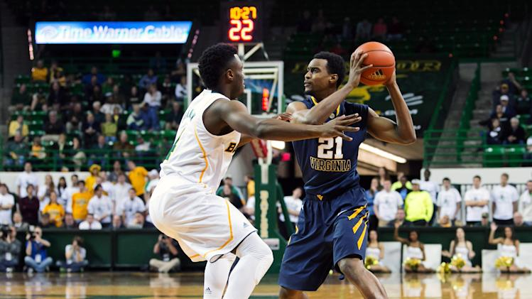 NCAA Basketball: West Virginia at Baylor