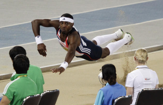 Phillips Idowu - Triple Jump