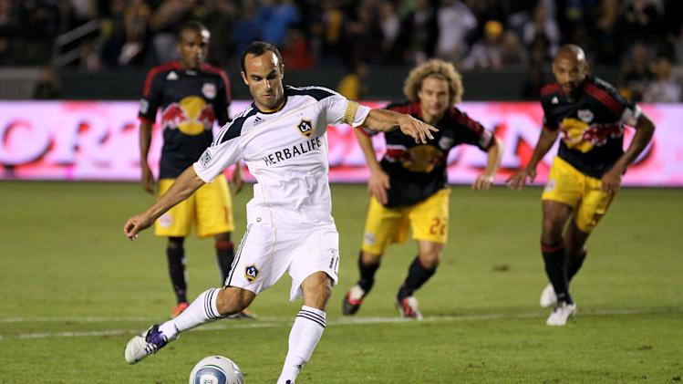 New York Red Bulls v Los Angeles Galaxy - 2nd Leg