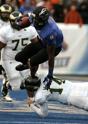 Boise State throttles Colorado State 42-14