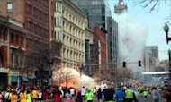 Boston Marathon Explosions: Third Blast