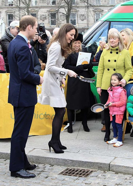 Prince Williams Middleton Ireland